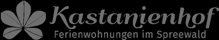 kastanienhof logo schriftzug
